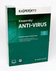 Продам Антивирус Касперский на 2 ПК за 160 сом